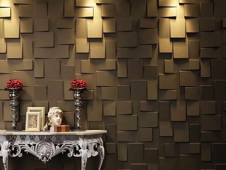 waffle ceiling