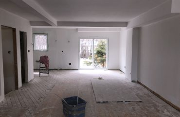 drywall basement ceiling