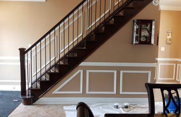 painting interior doors