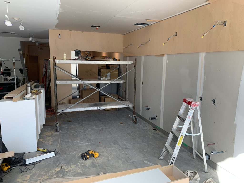 Drywall Replacement Services by Prestige Painting