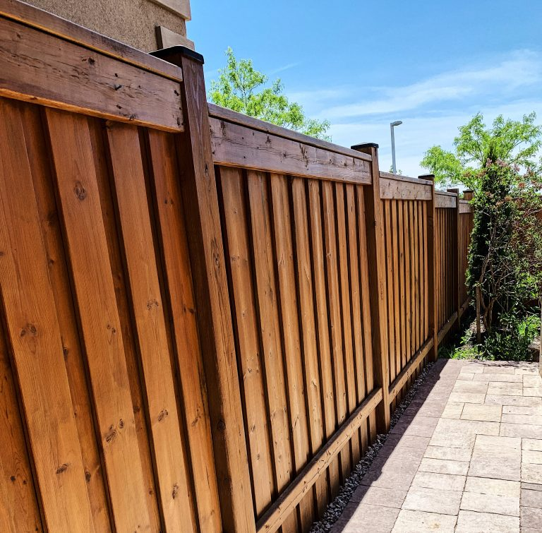 exterior painting fence toronto