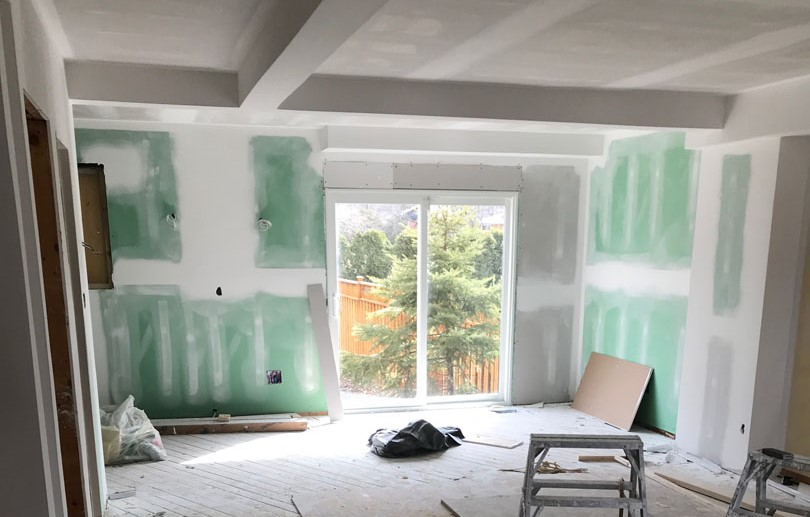 drywall replacement services toronto