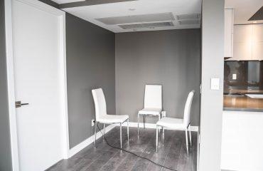 dining room with interior painting toronto