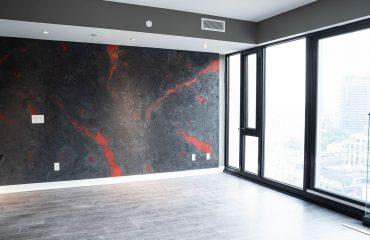 amazing luxury wall finish Vaughan