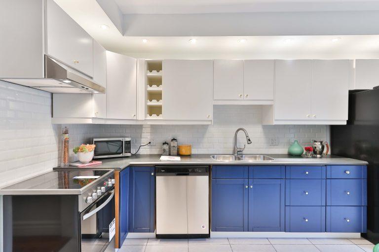 Luxury Kitchen Painting Aurora