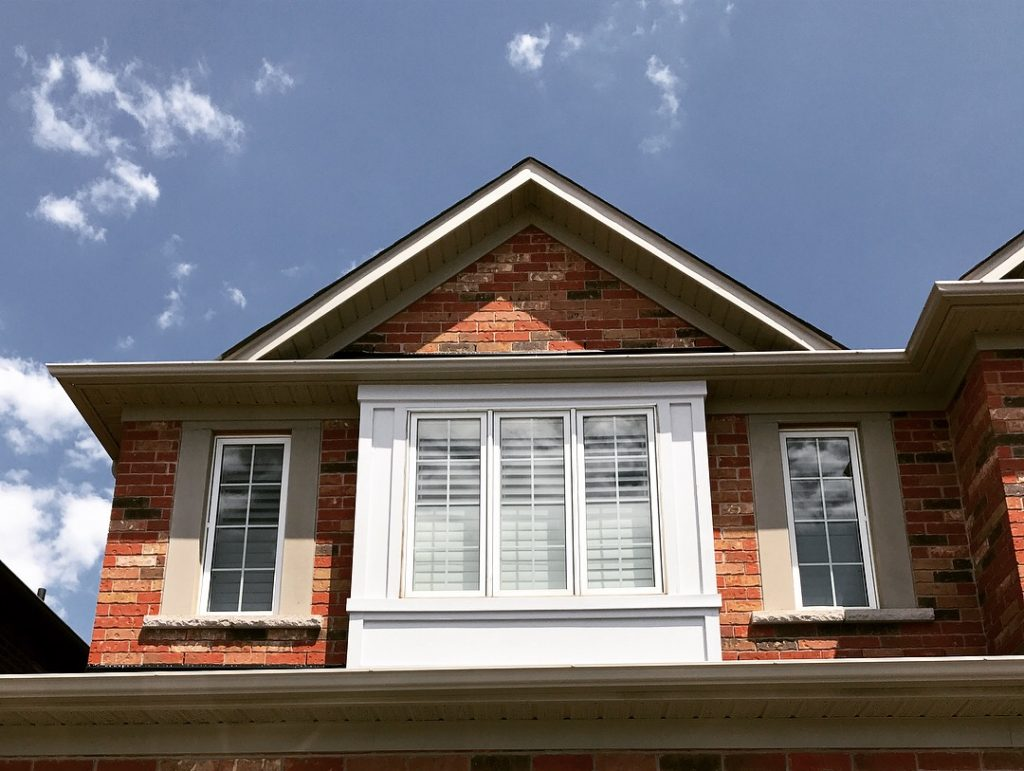 Exterior Window Painting Project by Prestige Painting Thornhill