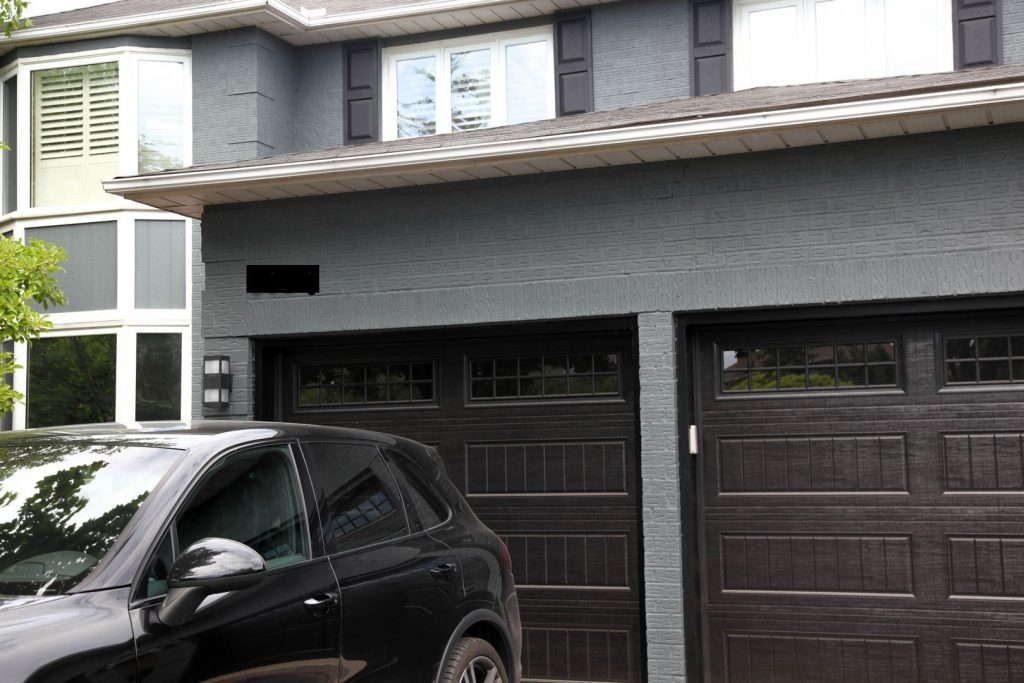 amazing house with luxury exterior painting Richmond Hill