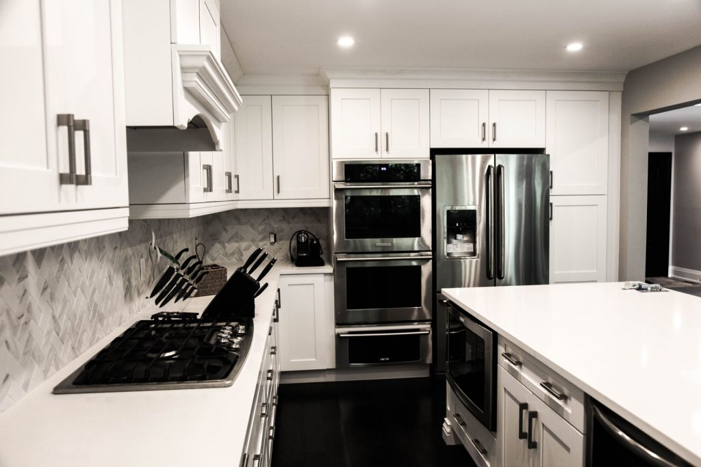 custom kitchen painting - painting contractor Thornhill
