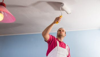 How To Remove Popcorn Ceiling Easily